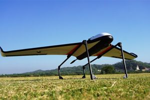 UNMANNED AERIAL VEHICLE (UAV) | Technosys Embedded Systems
